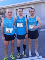 Luis, Geraro y JM Corral